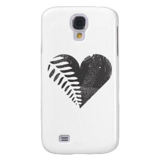 Fern Heart Samsung Galaxy S4 Cover