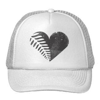 Fern Heart Trucker Hat