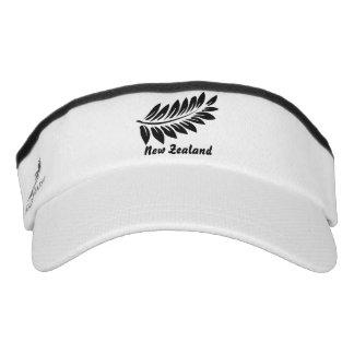 Fern leaf visor
