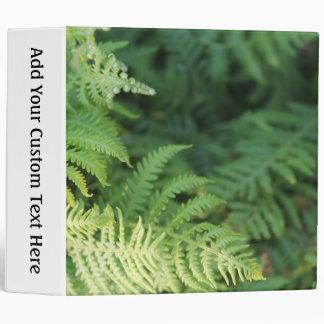 Fern Leaves. Binder