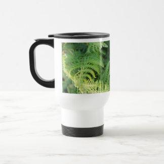 Fern Leaves. Coffee Mug