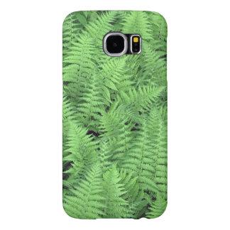 Fern Leaves Samsung Galaxy S6 Cases