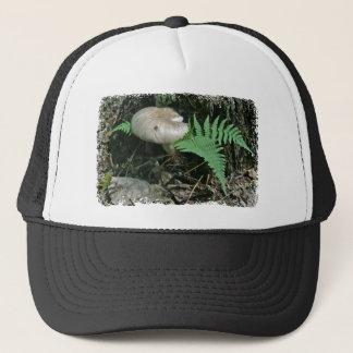 Fern & Mushroom at Stump Coordinating Items Trucker Hat