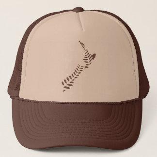 Fern NZ 3 Trucker Hat
