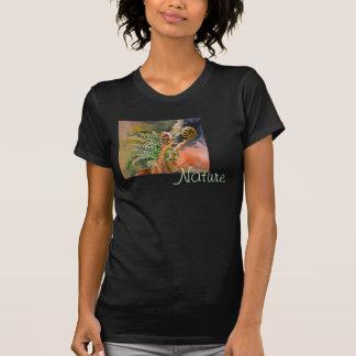 Fern Unfurling Watercolor Fine Art T-shirt