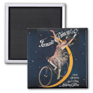 Fernand Clement Bicycles Magnet