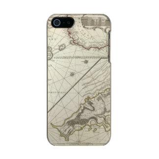 Fernand de Noronha Island Metallic Phone Case For iPhone SE/5/5s