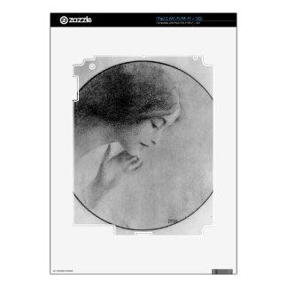 Fernand Khnopff - Melisande Skins Para eliPad 2