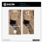Fernand Khnopff - Who will redeem myself Decals For HTC Fuze