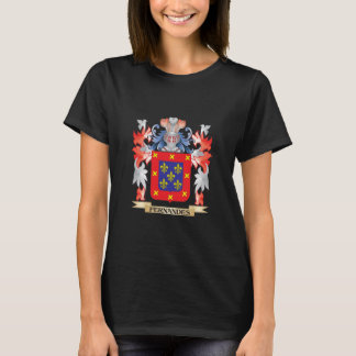 Fernandes Coat of Arms - Family Crest T-Shirt