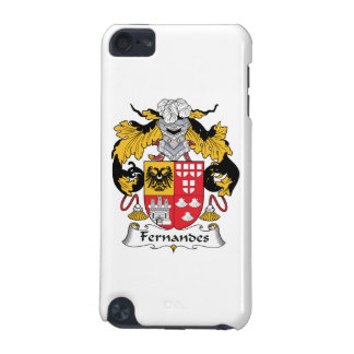 Fernandes Family Crest iPod Touch (5th Generation) Cover