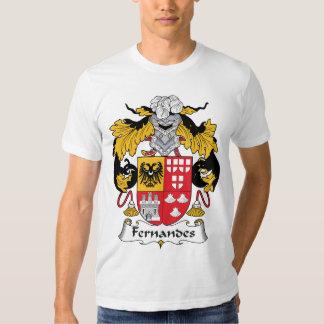 Fernandes Family Crest T-Shirt