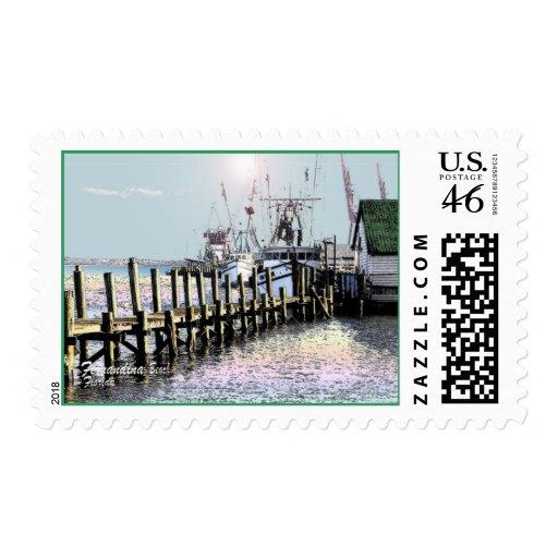Fernandina Beach, Fl Postage Stamps
