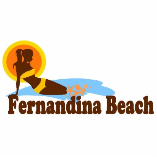 Fernandina Beach. Photo Sculptures