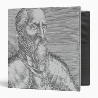 Fernando Alvarez de Toledo, 3rd Duke of Alba Vinyl Binder