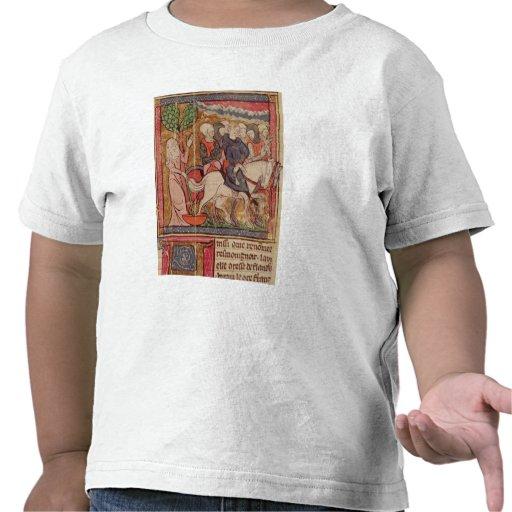 Fernando de la cuenta de Portugal de Flandes Camiseta