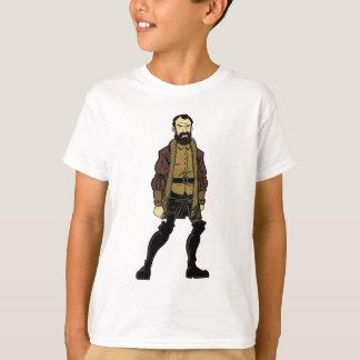 ¡Fernando de Magallanes/camiseta de los niños de Polera
