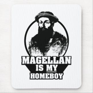 Fernando de Magallanes es mi homeboy Tapetes De Raton