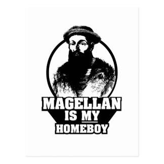 Fernando de Magallanes es mi homeboy Tarjeta Postal