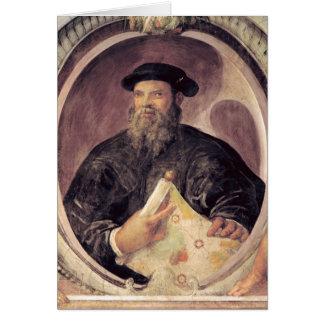 Fernando de Magallanes Tarjeta De Felicitación