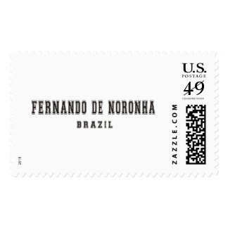 Fernando De Noronha Brazil Stamp