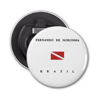 Fernando De Noronha Brazil Scuba Dive Flag