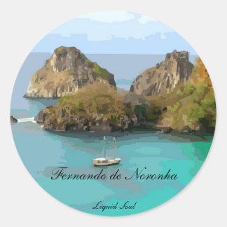 Fernando de Noronha, Brazil - Sticker