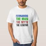 Fernando el hombre, el mito, la leyenda playeras