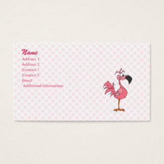 Fernando Flamingo Business Card