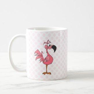 Fernando Flamingo mug