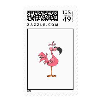 Fernando Flamingo Stamp