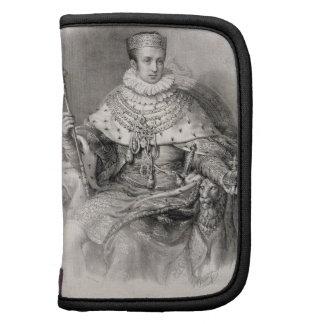 Fernando I (1793-1875), rey de Lombardía-Venetia, Organizadores