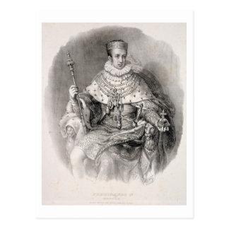 Fernando I (1793-1875), rey de Lombardía-Venetia, Tarjetas Postales