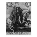 Fernando II, emperador romano santo Postal