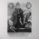 Fernando II, emperador romano santo Poster