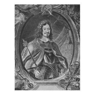 Fernando III, emperador romano santo Postal