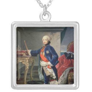 Fernando IV, rey de Nápoles Colgante Cuadrado