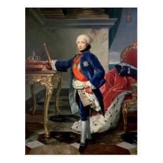 Fernando IV, rey de Nápoles Tarjetas Postales