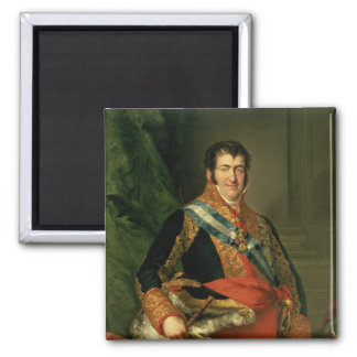 Fernando VII 1808-11 Imán Cuadrado