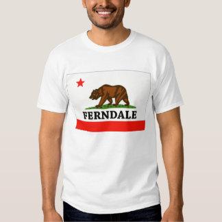 Ferndale, California -- Camiseta Playera