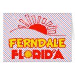 Ferndale, la Florida Tarjetas