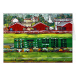 Ferndale Racetrack Greeting Card