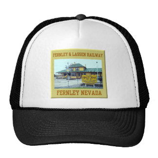 Fernley Lassen Railway Trucker Hat