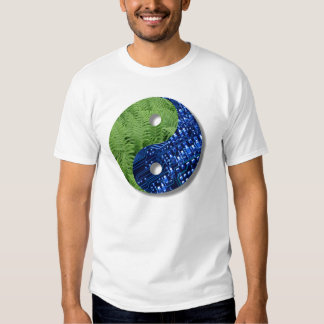 ferns and computer chip T-Shirt