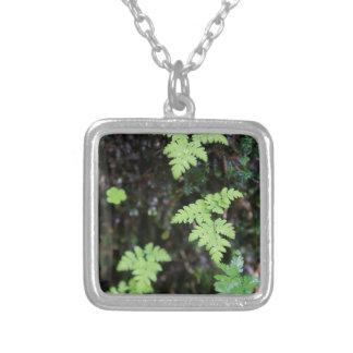 Ferns - custom necklace