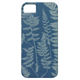 Ferns Cyanotype iPhone 5 Case