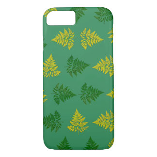 Ferns pattern iPhone 8/7 case