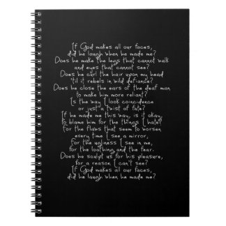Fern's Poem Notebook