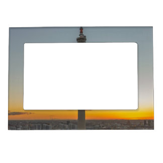 Fernsehturm Berlin, Berlin TV Tower, Germany Magnetic Photo Frame