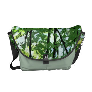 """""""Ferny Forest"""" Courier Bag"""